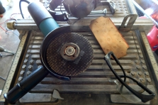 Cutting the Metal Cymbals