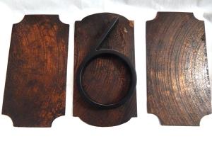 house-number-metal-plaque-after-patina-procedure