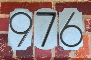 From Broken Cymbals to Custom House Numbers