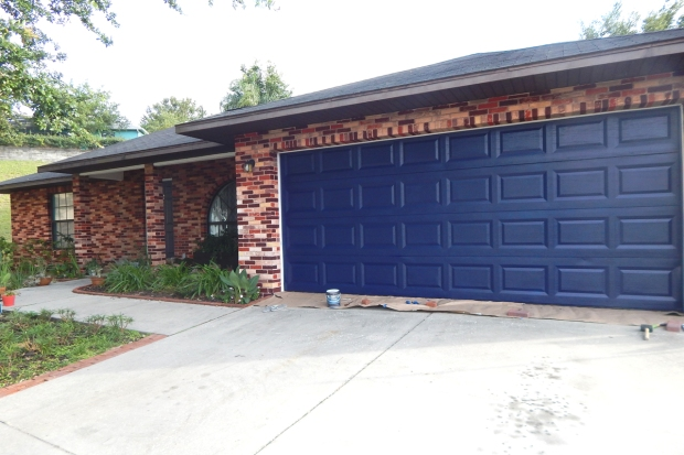 hill-house-half-way-painted-garage