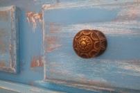 Morrocan Vanity Knob Closeup