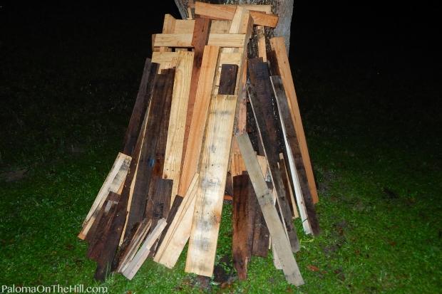Wood Remnats